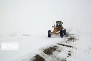 عکس/ سردترین شهر ایران