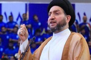محکومیت ترور دانشمند ایرانی از سوی عمار حکیم در دیدار با مسجدی