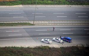 عکس/ روزهای خلوت ترکیه و محدودیت های کرونایی