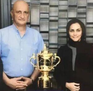 یک زن ایرانی عضو هیات رییسه راگبی آسیا شد