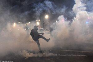 فیلم| جنگ خیابانی در پاریس و اعتراضات گسترده در 70 شهر فرانسه