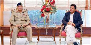 ارتش پاکستان از مواضع ضد صهیونیستی عمران خان حمایت کرد