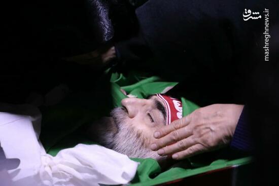 فیلم/ شهید فخریزاده: ما هم امید داریم روزی شهید شویم