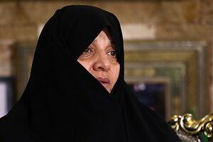 همسر شهید طهرانی مقدم: به حال همسر شهید فخریزاده غبطه میخورم/ ذریه ما فدای رهبری - کراپشده