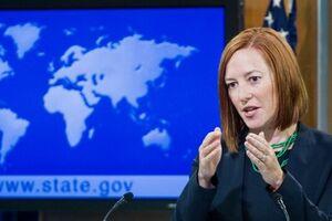 جن ساکی سخنگوی کاخ سفید دولت بایدن میشود - کراپشده