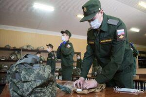 ارتش روسیه در مقابله با کرونا واکسینه میشوند