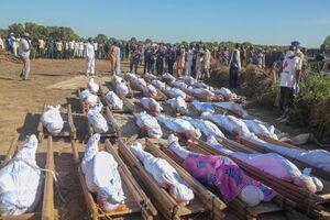 عکس/ بوکوحرام ۱۱۰ نفر را در نیجریه کشت ۱۳+