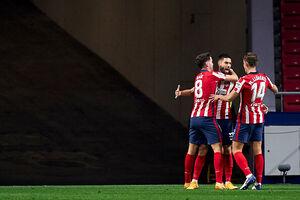 اتلتیکومادرید بهترین تیم در ۵ لیگ برتر اروپایی