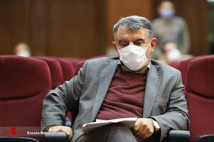 عکس/ نخستین جلسه رسیدگی به اتهامات پوری حسینی