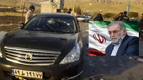 فیلم/ نقل قولی از همسر شهید فخریزاده از روز ترور