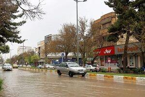 میزان آبگرفتگی در اهواز ۱۵ درصد سال پیش هم نبود/دولت باید به خوزستان کمک کند - کراپشده