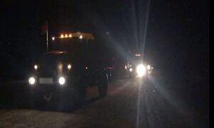 ارتش جمهوری آذربایجان وارد شهرستان لاچین شد