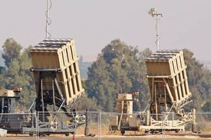 رژیم صهیونیستی سامانه گنبد آهنین در «حیفا» مستقر کرد