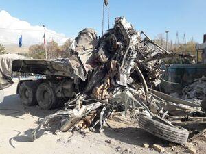 علت حادثه تصادف کامیون با منزل مسکونی در پردیس