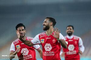 تغییر اجباری شیرین در پرسپولیس برای فینال لیگ قهرمانان آسیا