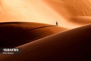 عکس/ کویرهای زیبای ایران