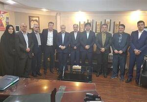 یک بام و دوهوای سلطانیفر و هیات رئیسه فوتبال