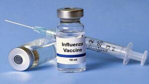 توزیع واکسن آنفلوآنزا ویژه کودکان توسط هلالاحمر