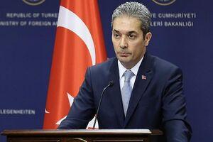 ترکیه: موضع روشن ما برای مذاکره بدون شرط با یونان ادامه دارد
