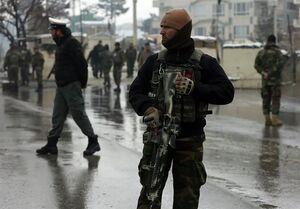 انفجار در نزدیکی سفارت روسیه در کابل