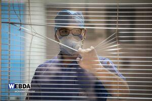 عکس/شب، سکوت، مدافعان سلامت