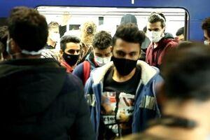 ۷۰ درصد تهرانیهای مبتلا به کرونا قرنطینه را رعایت نکردهاند - کراپشده