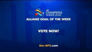 کلیپی از گلهای برتر هفته لیگ قهرمانان آسیا