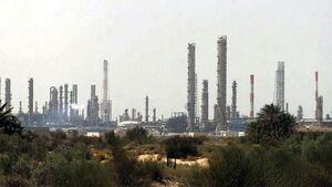 نقص فنی در تاسیسات نفتی آرامکو در جازان