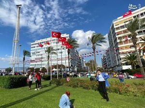 زمینلرزه ۵ ریشتری ترکیه را لرزاند