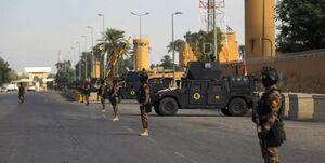 منبع آمریکایی: واشنگتن نیمی از کارکنان و دیپلماتهای خود را از بغداد خارج میکند