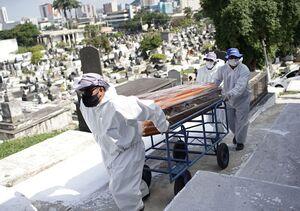 عکس/ جنگ با کرونا در سرتاسر جهان