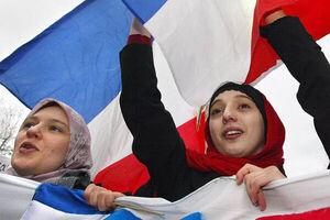 نرخ رشد جمعیت مسلمانان فرانسه بالاتر از غیرمسلمانان است