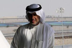 وزیر بحرین زاید بن راشد الزیانی