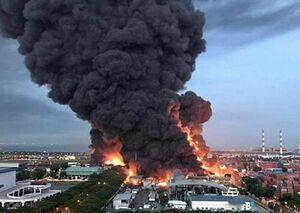 چندین زخمی در پی انفجار در بریستول انگلیس
