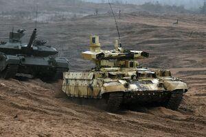 فیلم/Terminator به ارتش روسیه پیوست