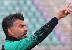 رحمان رضایی: منتظر تصمیم سازمان لیگ برای بازی با پرسپولیس هستیم