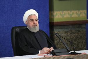 جلسه ستاد ملی مبارزه با کرونا روحانی