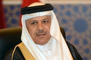 وزیر بحرینی وزیر خارجه بحرین عبداللطیف بن راشد الزیانی