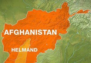 حمله هوایی آمریکا به غیرنظامیان در جنوب افغانستان