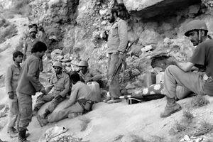 قهرمانان گمنام وطن/ عملیات پارتیزانی در عمق ۵۰۰ کیلومتری خاک عراق - کراپشده