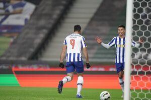 طارمی در شب پیروزی پورتو گلزنی کرد