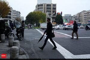 تهران در اولین روز وضعیت نارنجی کرونایی