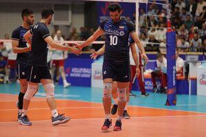 ستاره والیبال ایران یک سال دور از میدان