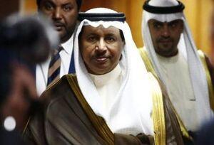 دولت کویت استعفا کرد