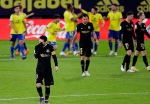 بدترین شروع بارسلونا در لالیگا طی ۳۳ سال اخیر