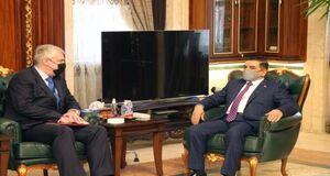 عراق و روسیه روابط امنیتی را بررسی کردند