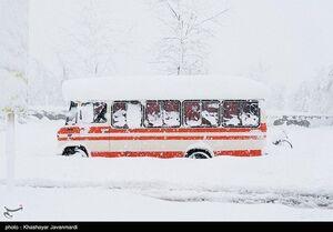 هشدار کولاک برف و کاهش ۱۰ دجهای دما در ۱۵ استان