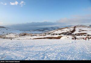 اعلام اسامی استانهای درگیر «برف و کولاک»