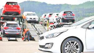 واردات خودرو نمایه
