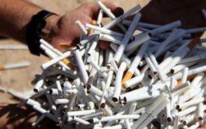 واردات سیگار قاچاق افزایش یافت +جدول